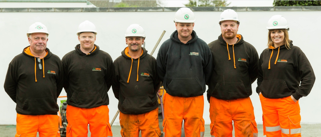 Tarmac Services Team