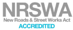 NRSWA - New Roads & Street Works Act Accredited